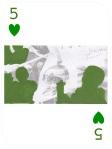 A3 05 hearts card