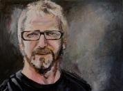 John Bramwell (oil on canvas) SOLD