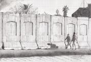 Baghdad (pencil) SOLD