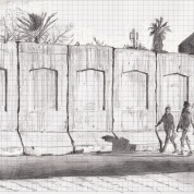 Baghdad (pencil) SOLD
