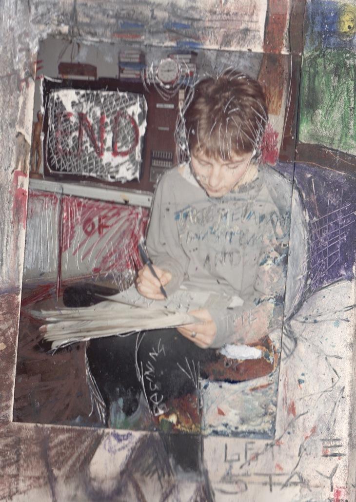 visual diary israel 1991
