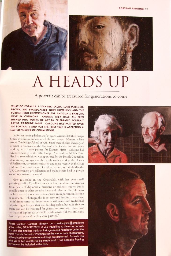 Diplomat Magazine Heads Portraits.JPG