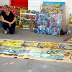 With work for 2019 Open Studios